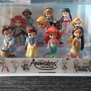 Disney Animations Princess Collection